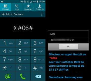 debloquer Samsung pour tout opérateur